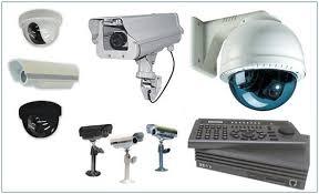 Camaras blancas CCTV